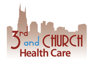 3rd & Church Healthcare Logo