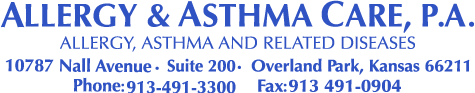 Allergy & Asthma Care Logo