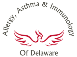 Allergy, Asthma, and Immunology of Delaware Logo