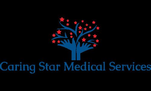 Caring Star Medical Services Logo