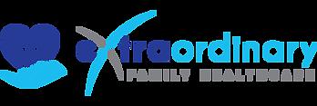 Extraordinary Family Healthcare Logo