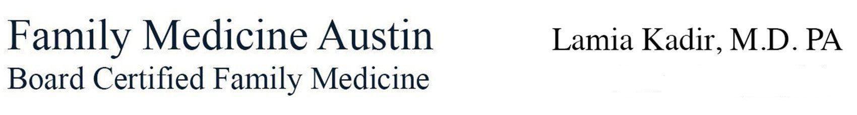 Family Medicine Austin Logo