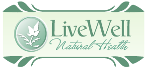 LiveWell Natural Health Logo