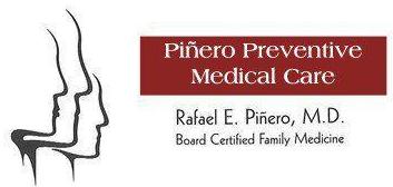 Piñero Preventive Medical Care Logo