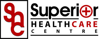 Superior Healthcare Centre Logo