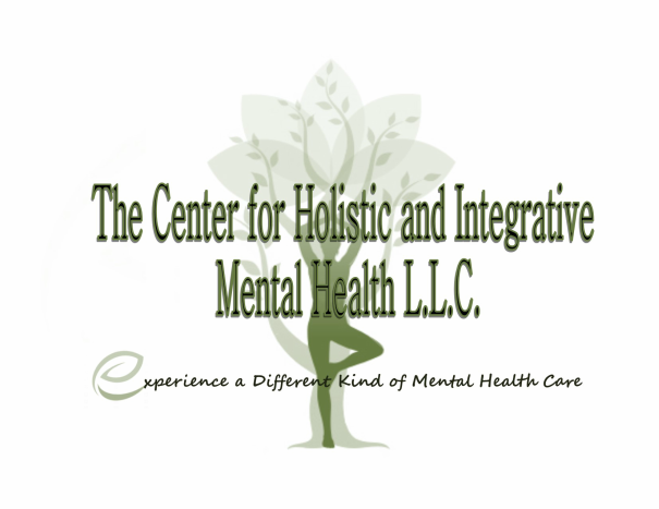 The Center for Holistic Logo