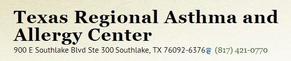 Texas Regional Asthma and Allergy Center Logo