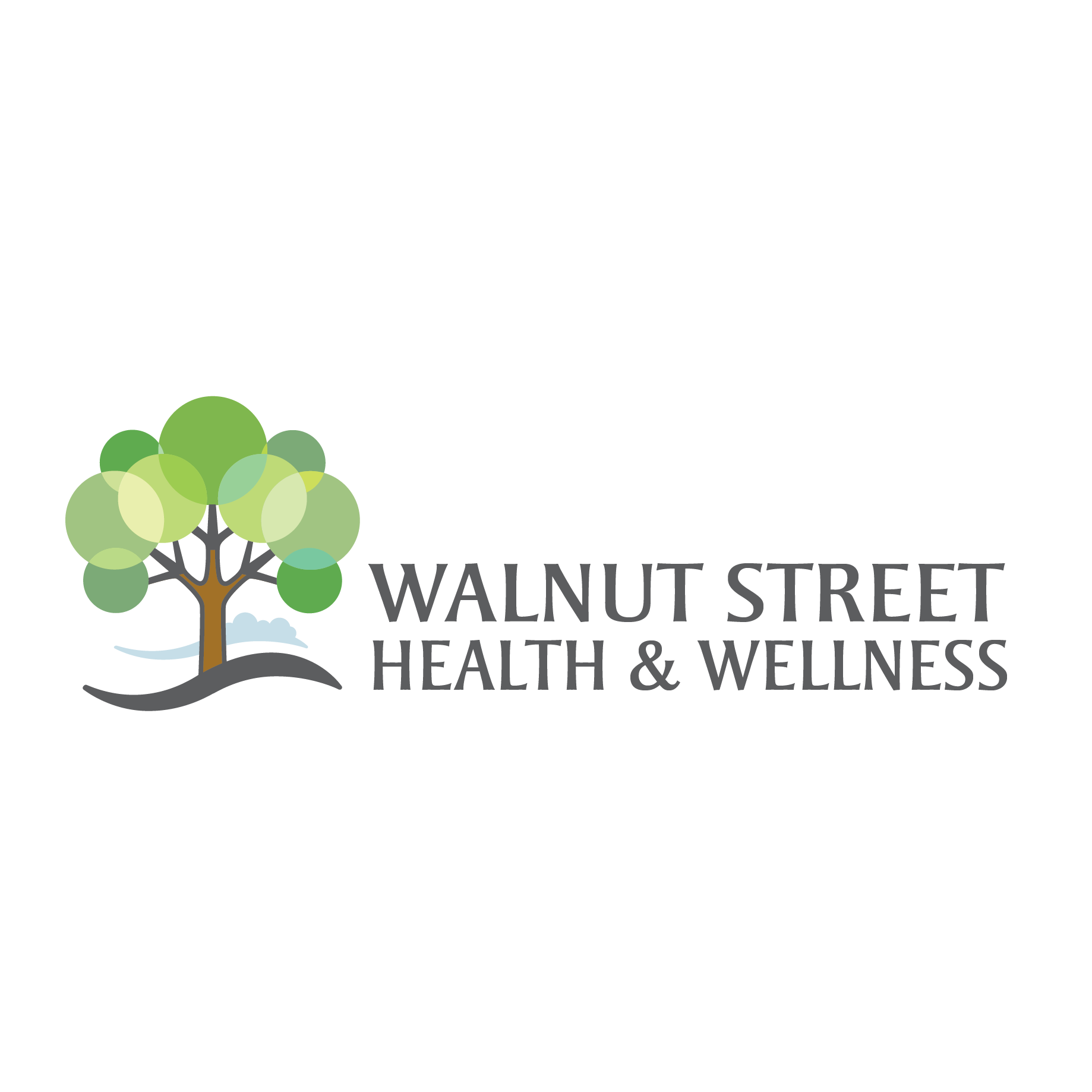 Walnut Street Health & Wellness Logo