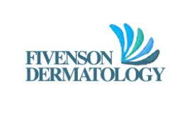 Fivenson Dermatology Logo