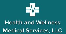 Health and Wellness Medical Services, LLC Logo