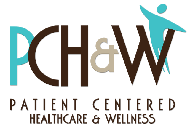 Patient Centered Healthcare & Wellness Logo